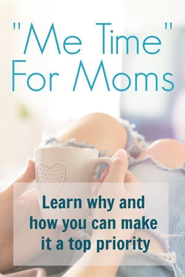 me time for moms