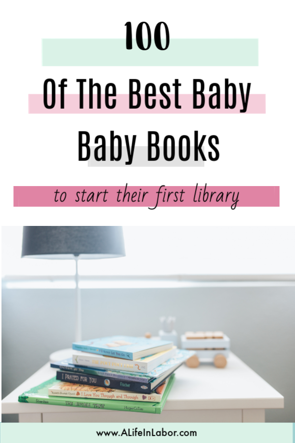 The best baby books to buy for your baby from 0-3 years old