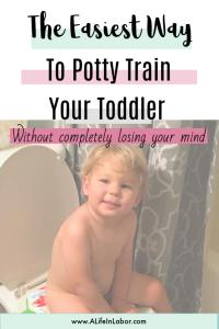 potty training boys // potty training toddlers // potty training schedule // best potty training method