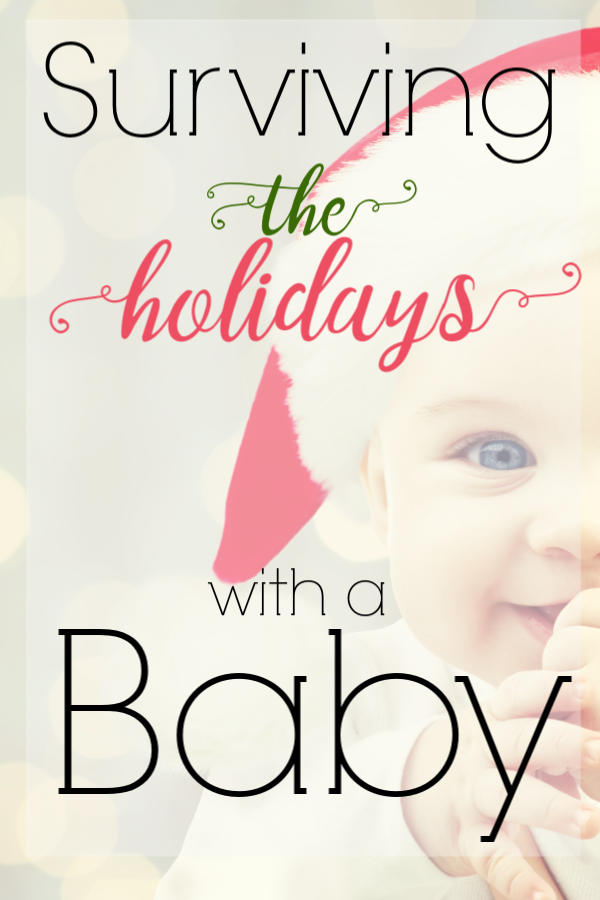 holidays with a baby