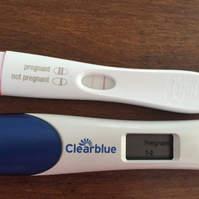 What To Do When You Find Out You're Pregnant