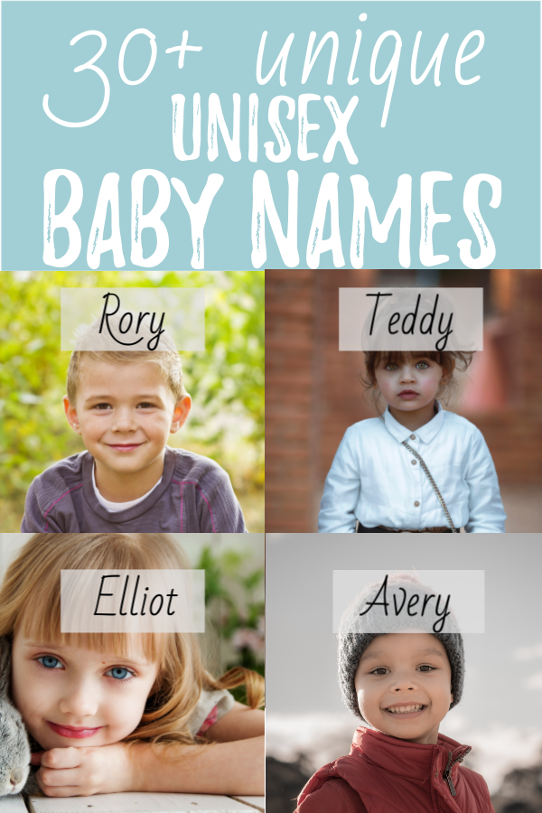 unique unisex names