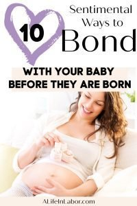 ways to bond with baby