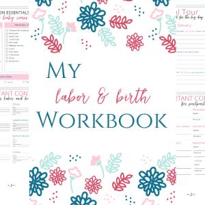 birth workbook