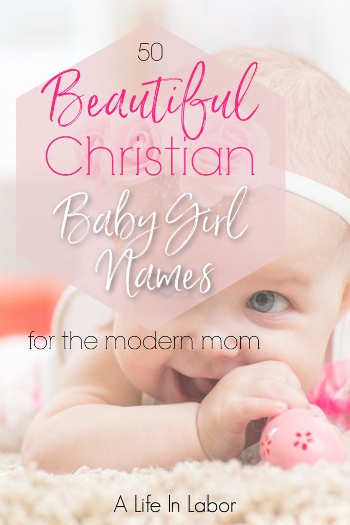 christian baby girl names
