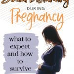 social distancing while pregnant